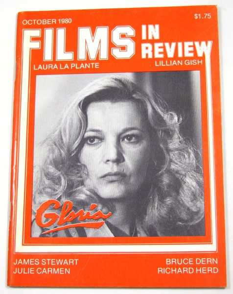 Image for Films in Review (October, 1980)