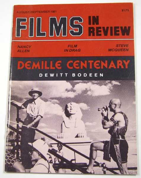 Image for Films in Review (August-September, 1981)