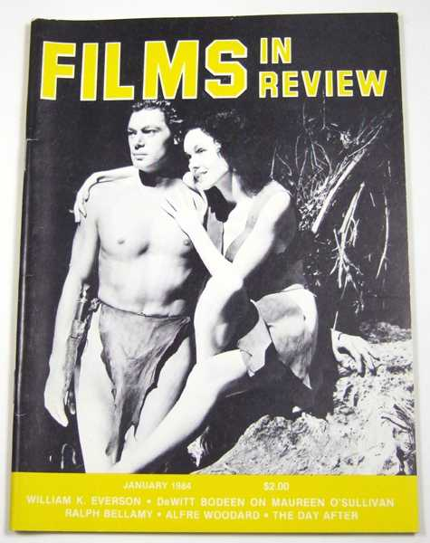 Image for Films in Review (January, 1984)