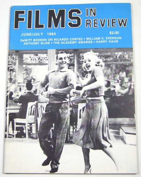 Image for Films in Review (June-July, 1984)