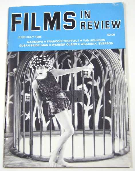 Image for Films in Review (June-July, 1985)