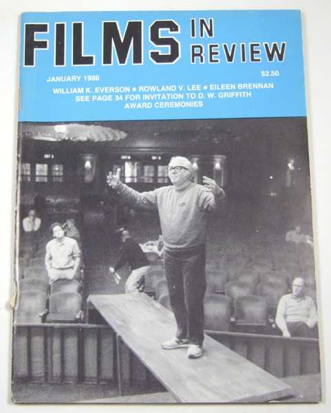 Image for Films in Review (January, 1986)