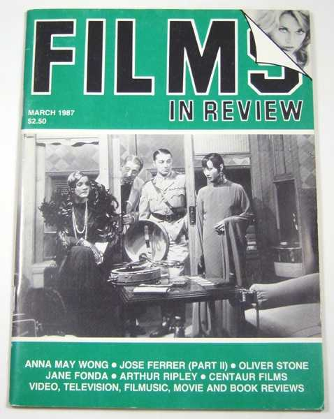Image for Films in Review (March, 1987)