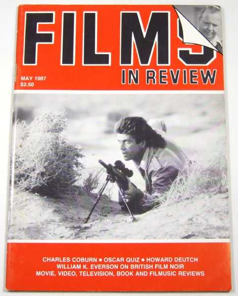 Image for Films in Review (May, 1987)