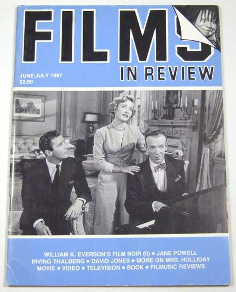 Image for Films in Review (June-July, 1987)