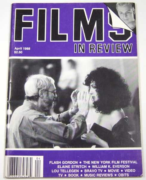 Image for Films in Review (April, 1988)