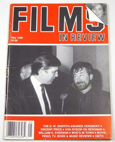 Image for Films in Review (May, 1988)