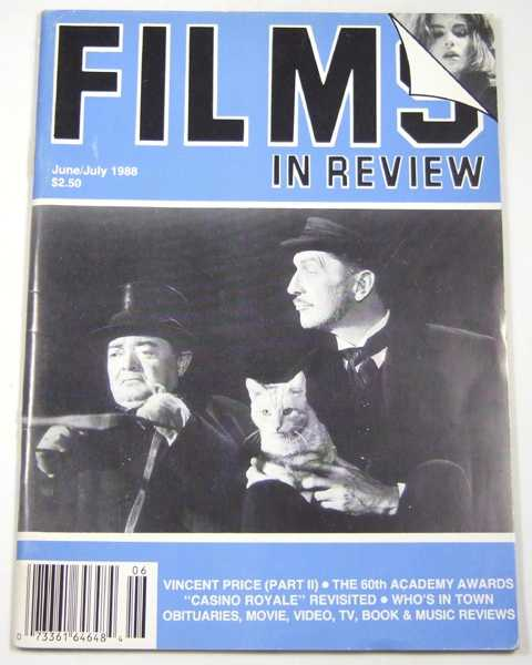 Image for Films in Review (June-July, 1988)