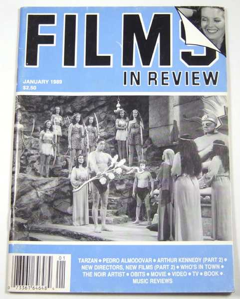 Image for Films in Review (January, 1989)