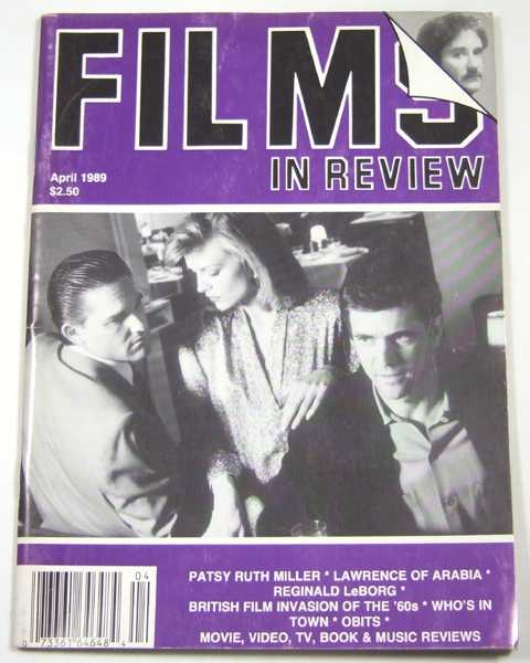 Image for Films in Review (April, 1989)