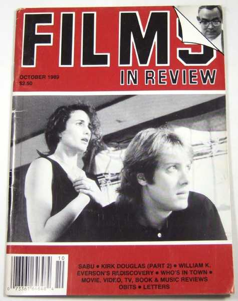 Image for Films in Review (October, 1989)