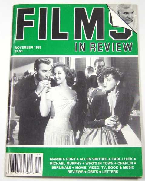 Image for Films in Review (November, 1989)