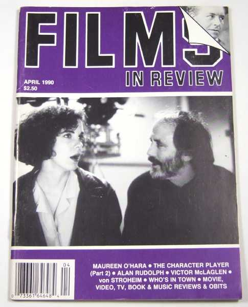 Image for Films in Review (April, 1990)