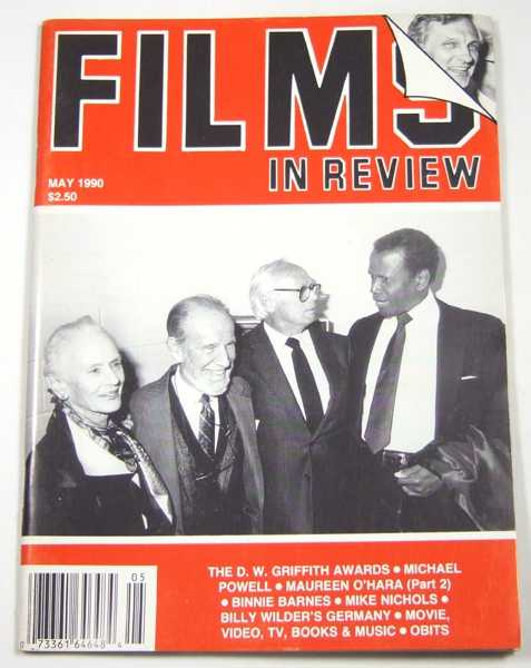 Image for Films in Review (May, 1990)