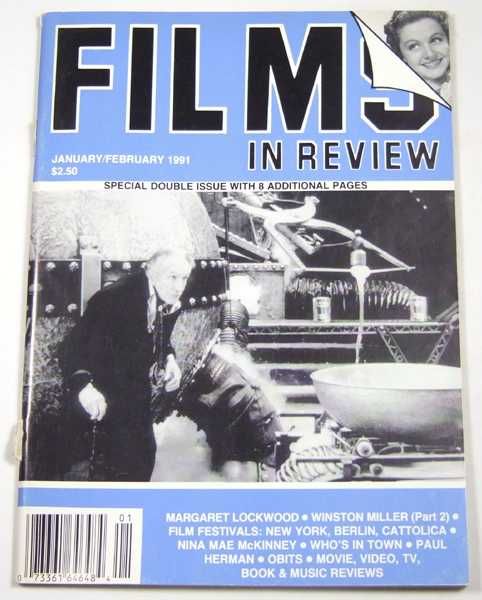 Image for Films in Review (January-February, 1991)