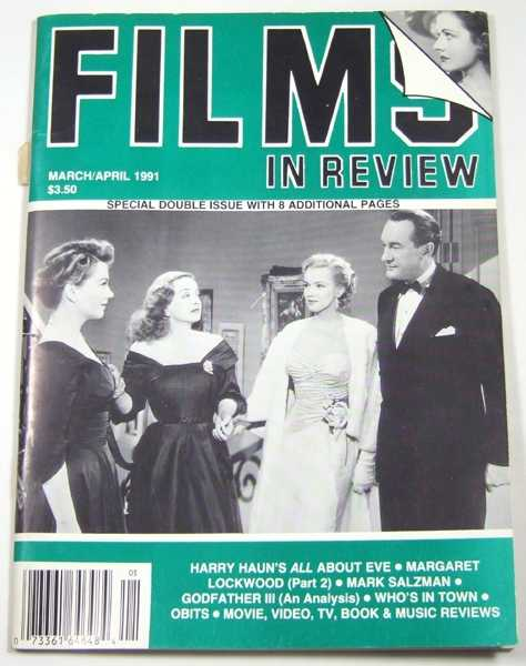 Image for Films in Review (March-April, 1991)