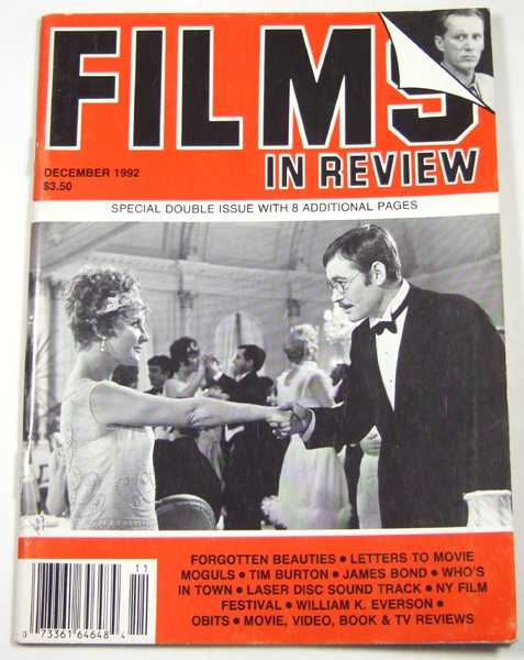 Image for Films in Review (December, 1992)