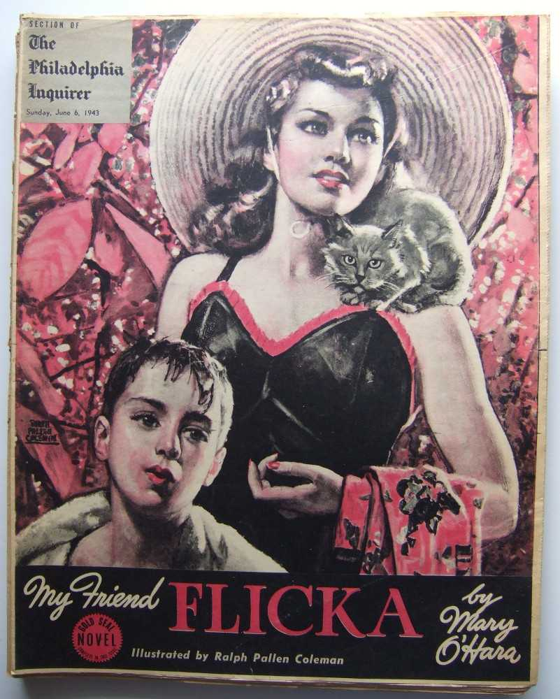 Image for My Friend Flicka (Gold Seal Novel, presented by the Philadelphia Inquirer, Sunday, June 6th, 1943)
