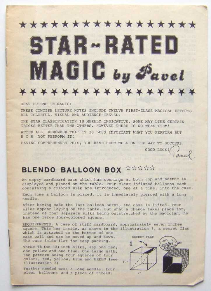 Image for Star-Rated Magic