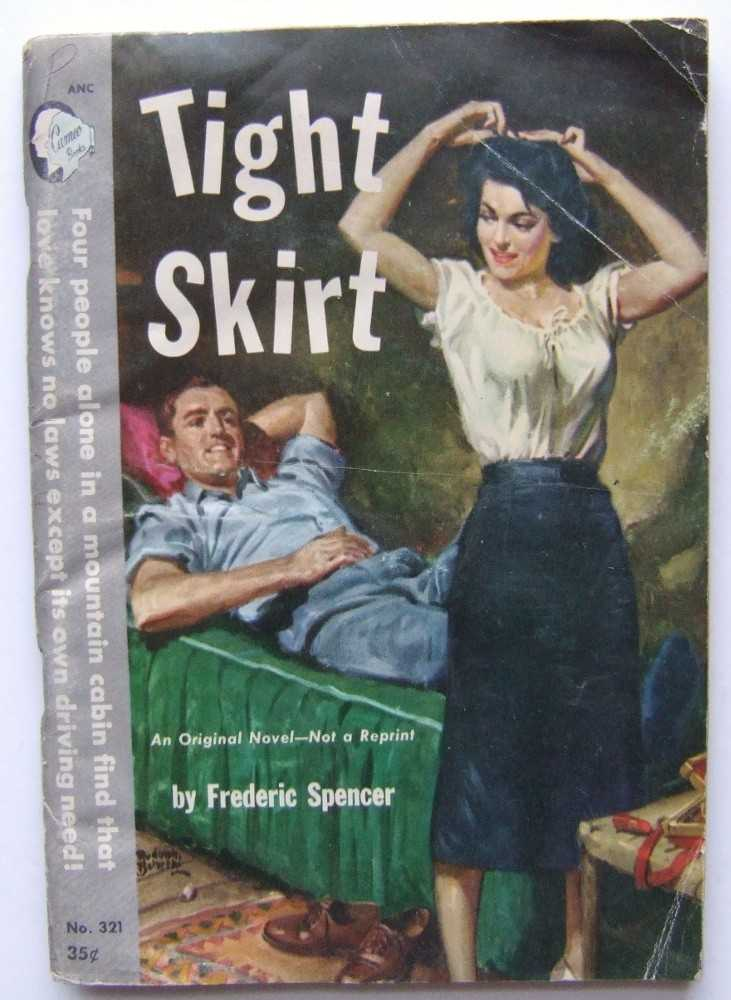 Image for Tight Skirt