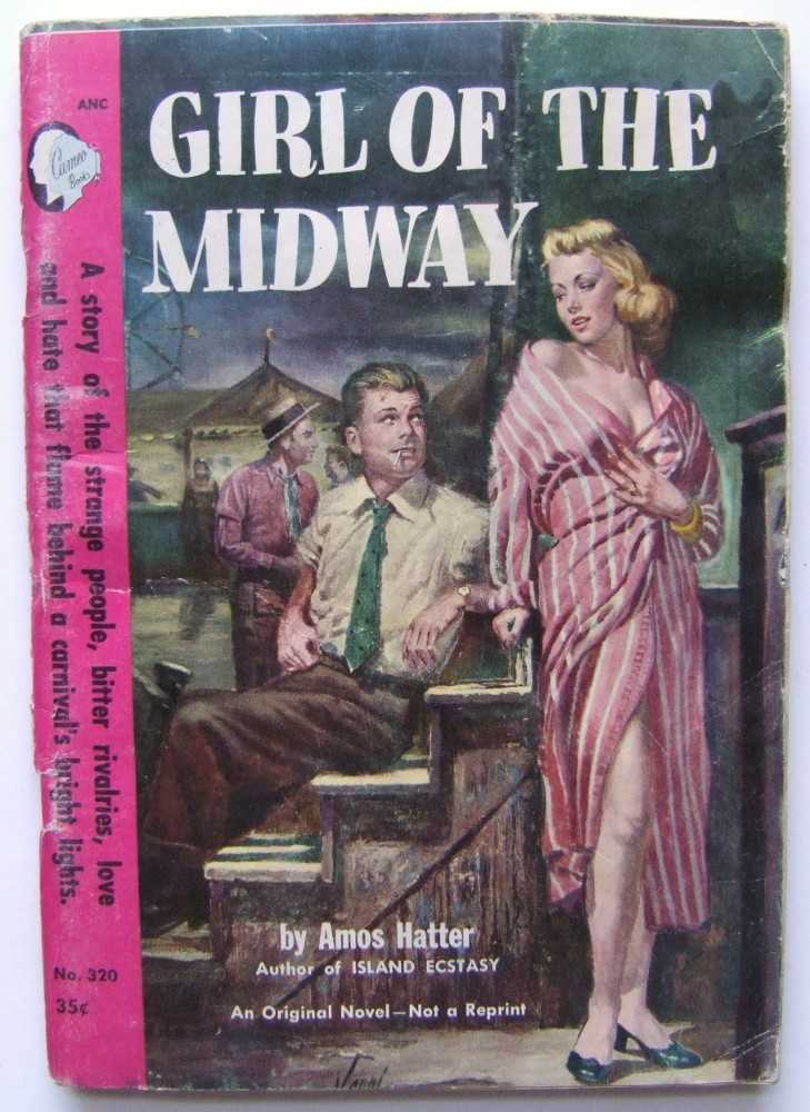Image for Girl of the Midway