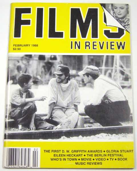 Image for Films in Review (February, 1988)