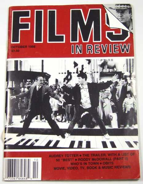 Image for Films in Review (October, 1988)