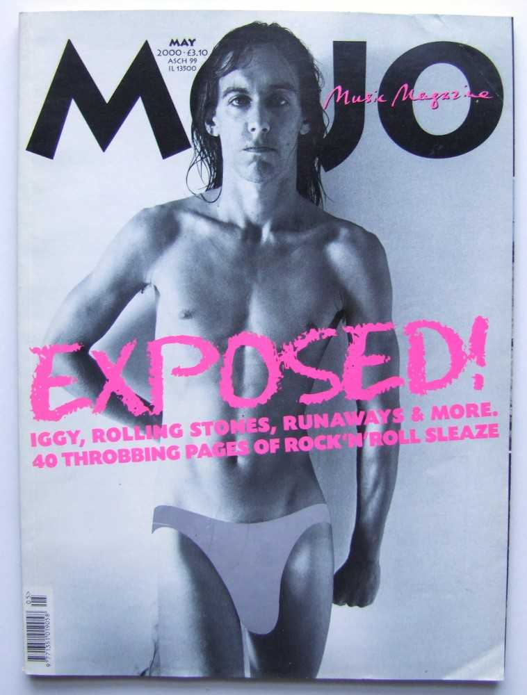 Image for Mojo Music Magazine #78: Exposed (May, 2000)