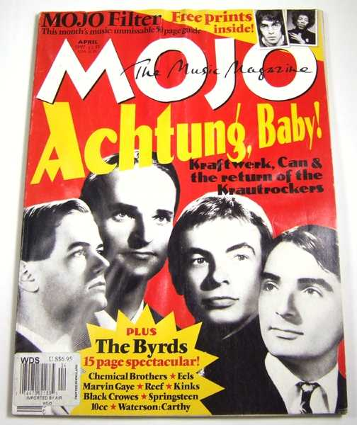 Image for Mojo Music Magazine #41 (April, 1997)
