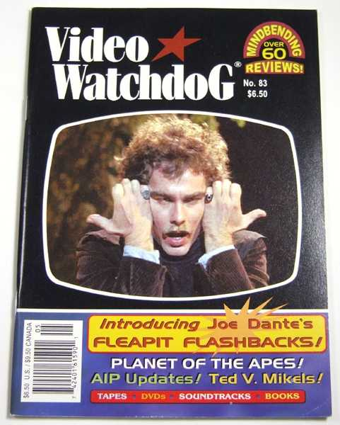 Image for Video Watchdog #83 (May, 2002)