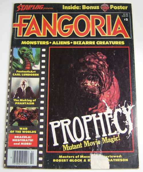 Image for Fangoria #2 (October 1979)