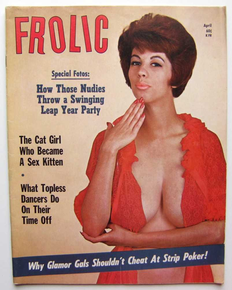 Image for Frolic (April, 1968. Vol. 15, No. 7)