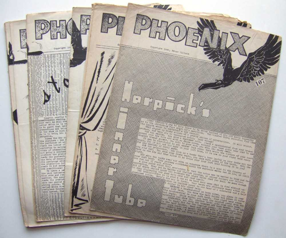 Image for Phoenix (19 Issues, 1946-1954)