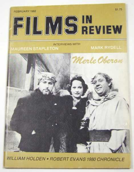 Image for Films in Review (February, 1982)