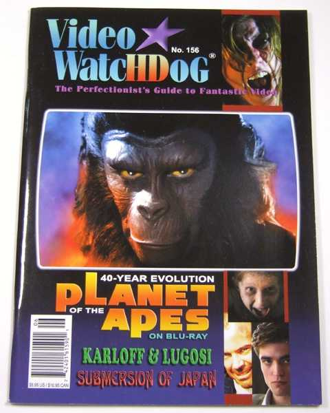 Image for Video Watchdog #156 (May/June, 2010)