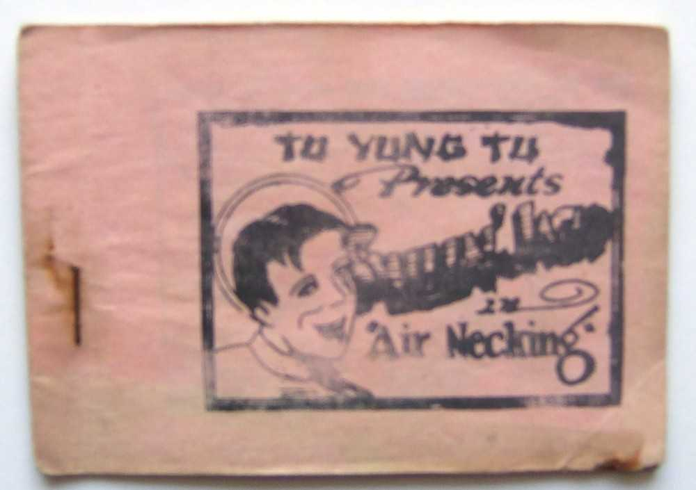 "Image for Tu Yung Tu Presents Smilin' Jack in ""Air Necking"" (Tijuana Bible)"