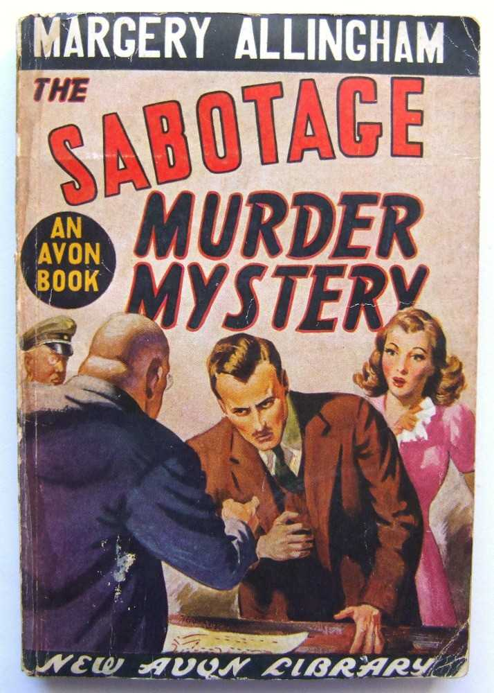 Image for The Sabotage Murder Mystery