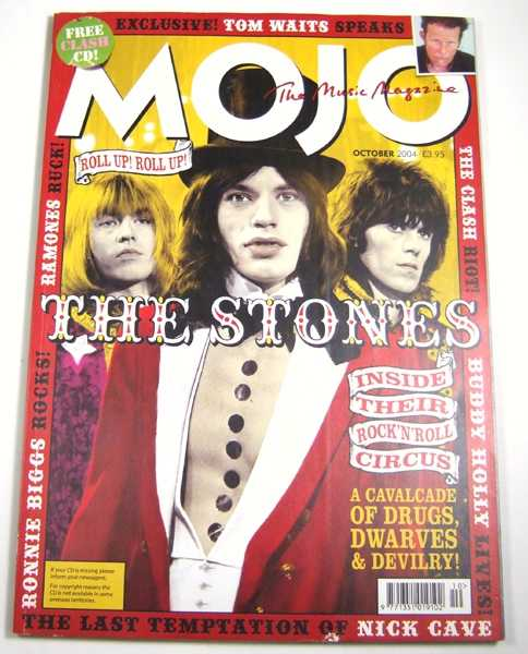 Image for Mojo Music Magazine #131 (October, 2004)