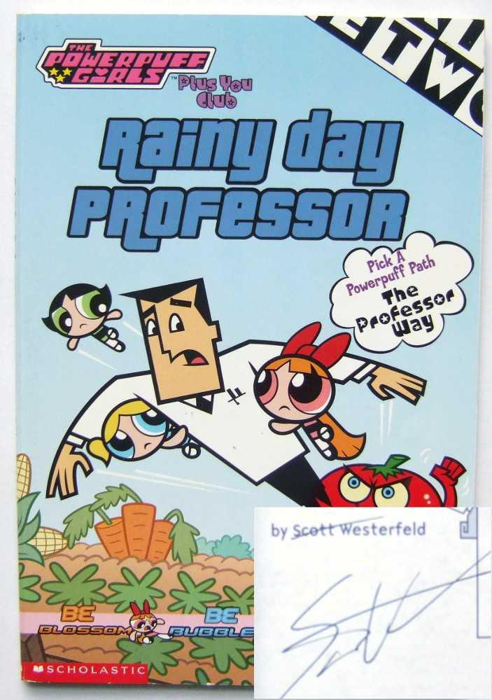 Image for Rainy Day Professor (The Powerpuff girls Plus You Club)