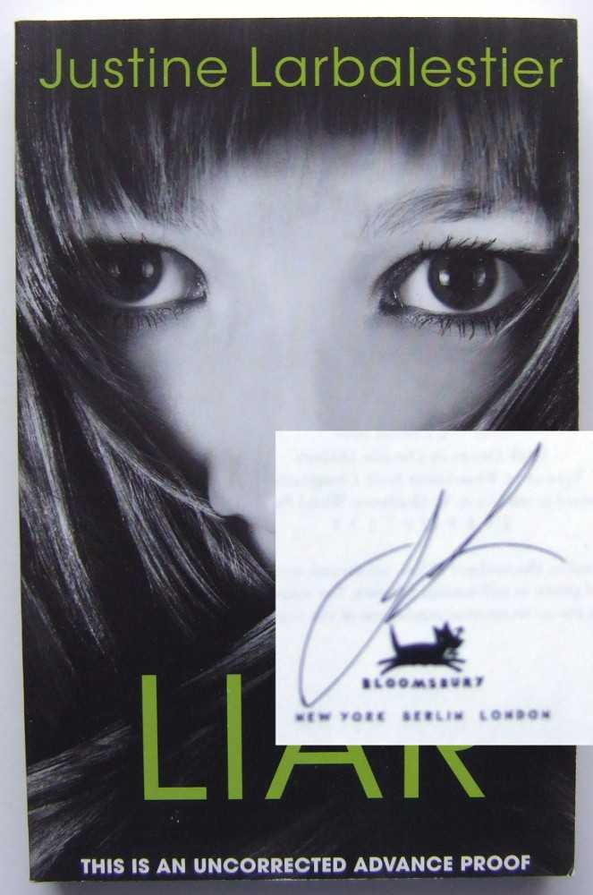 Image for Liar [SIGNED, ARC]