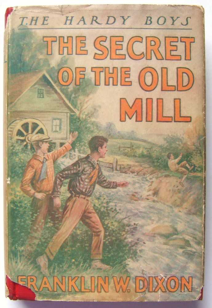 Image for The Secret of the Old Mill: Hardy Boys #3 [First Edition]