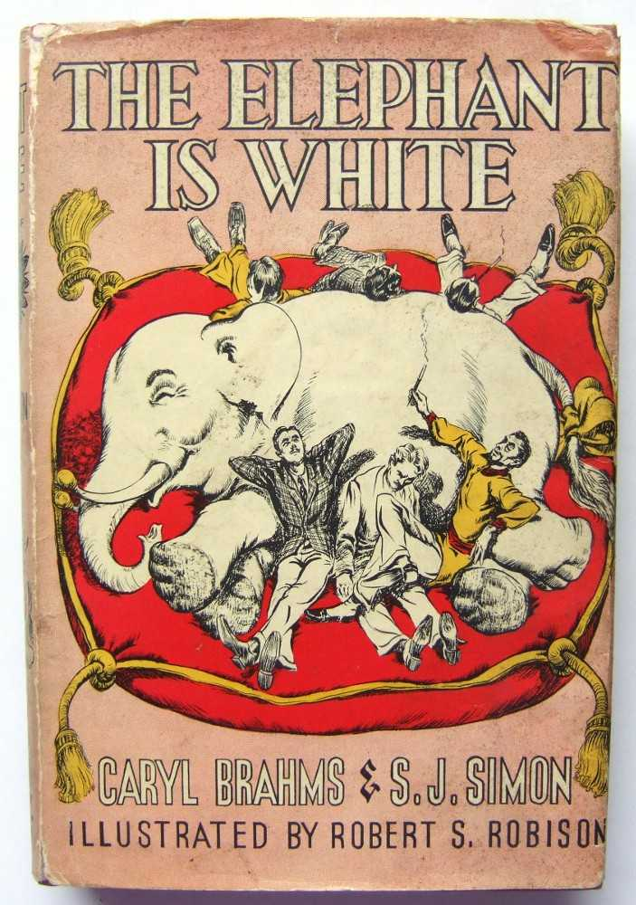Image for The Elephant is White