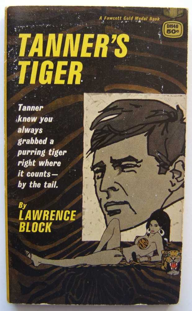 Image for Tanner's Tiger