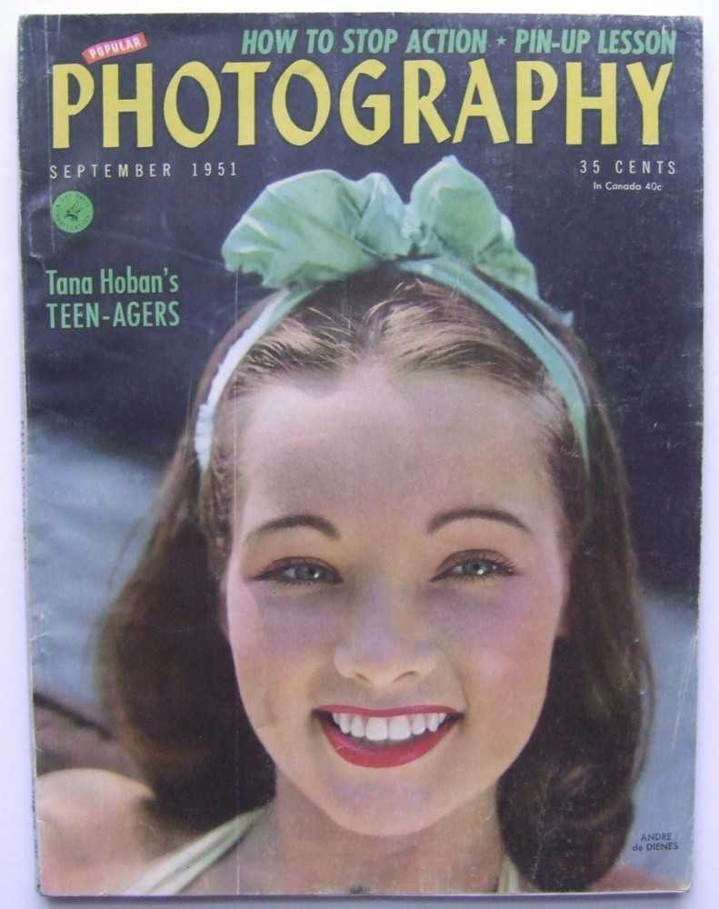 Image for Popular Photography (September, 1951)