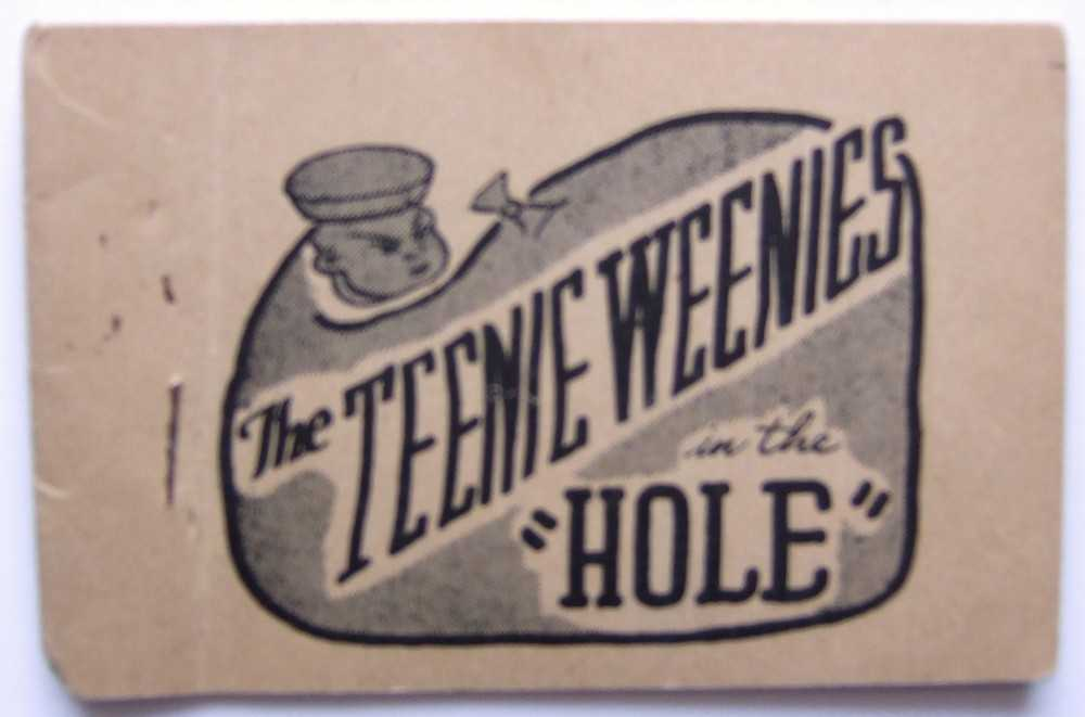 "Image for The Teenie Weenies in the ""Hole"" (Tijuana Bible, 8-Pager)"