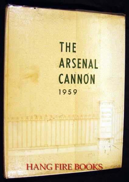 Image for The Arsenal Cannon: Arsenal Technical High School Yearbook (Indianapolis, Indiana, 1959)
