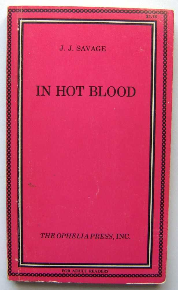 Image for In Hot Blood