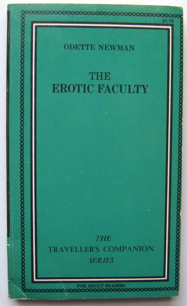 Image for The Erotic Faculty