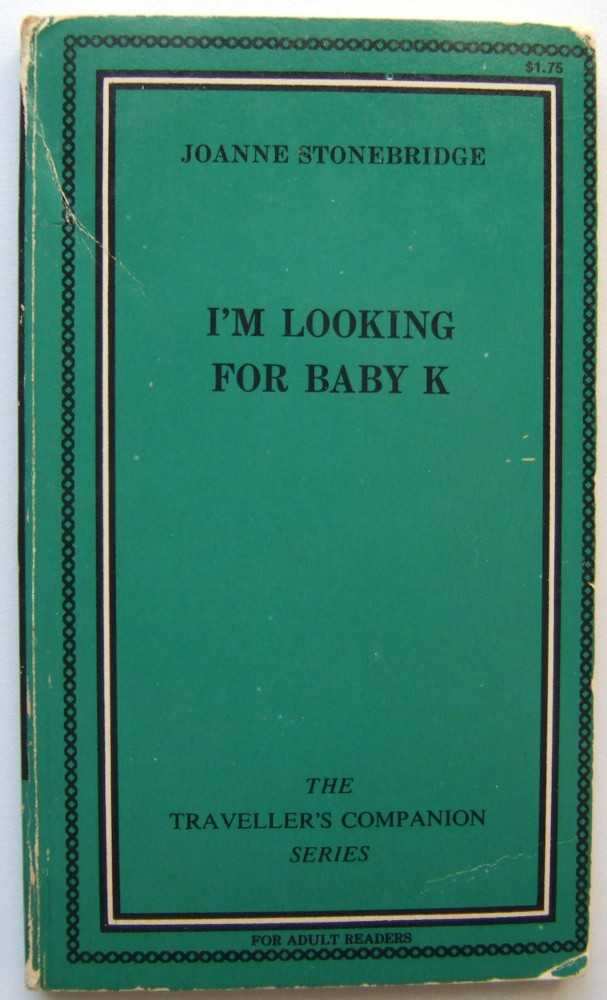 Image for I'm Looking for Baby K
