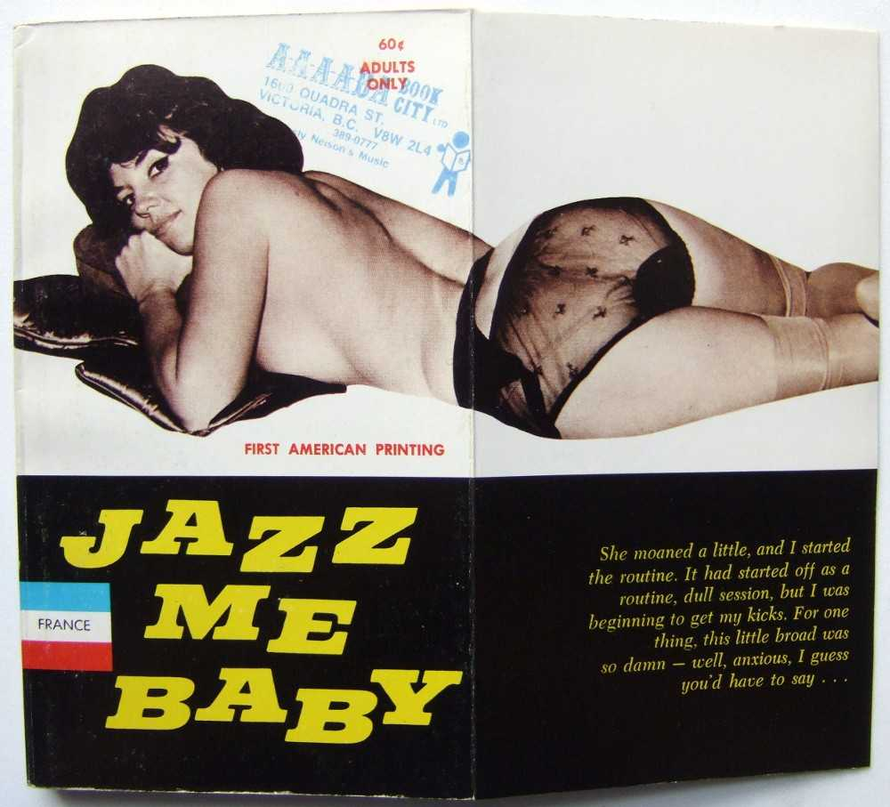 Image for Jazz Me Baby